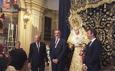 AEHCOS nombrado Hermano Mayor