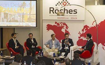 Gran Debate Hotelero en Les Roches Marbella