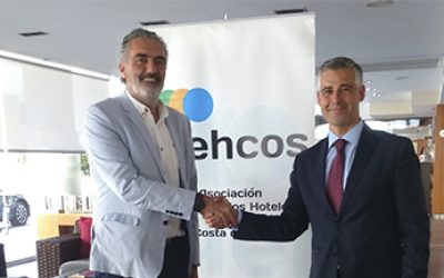 Acuerdo entre AEHCOS y HOTEL+