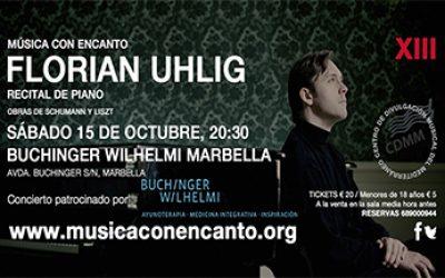 Recital Piano Florian Uhlig