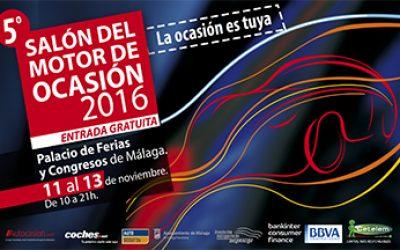 Salon Motor Ocasion Malaga 2016