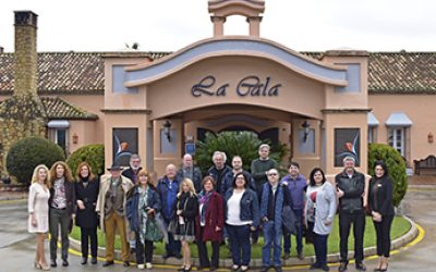 Fam Trip de prensa especializada en La Cala Resort