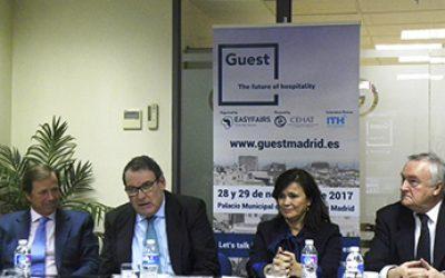 CEHAT presentacion Evento GUEST en Madrid