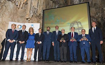 X Premios AEHCOS y 40 aniversario de la asociación en La Cueva de Nerja