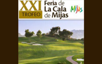 XXI Trofeo Golf Feria La Cala de Mijas