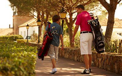 Torneo Padres e Hijos en La Cala Resort