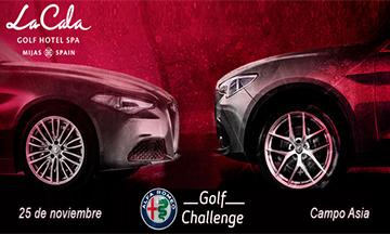 AlfaRomeo Golf Challenge en La Cala Resort