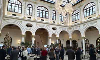 Asamblea AEHCOS en Hotel Miramar Malaga