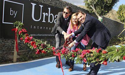 Urbania International inauguración promocion Higueron West 217