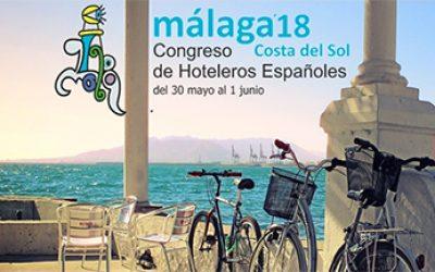 Congreso Nacional Hotelero 2018 enMalaga