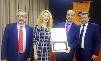Entrega Distinción de Honor por la Facultad de Turismo a La Cala Resort