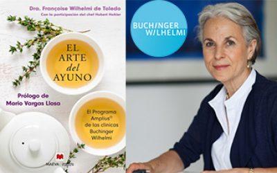 Presentacion del libro el Arte de Ayunar por la autora la Dra. Françoise Wilhelmi de Toledo de Buchinger Wilhelmi
