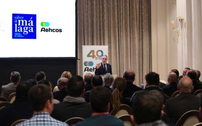 Convenio Colaboracion AEHCOS y Sabor a Malaga