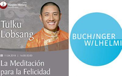 Taller en Buchinger Wilhelmi Meditacion Felicidad del Lama Budista Tulku Lobsang