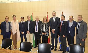 AEHCOS y el Ayuntamiento de Marbella firman un convenio de colaboración