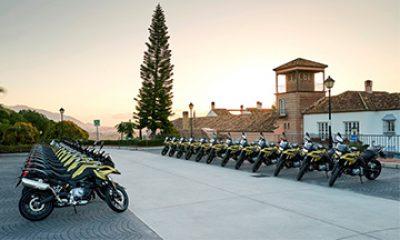 Lanzamiento Moto BMW en La Cala Resort