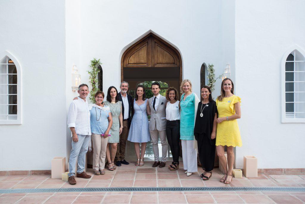 Equipo Multidisciplinar de Antares en Buchinger Wilhelmi Marbella