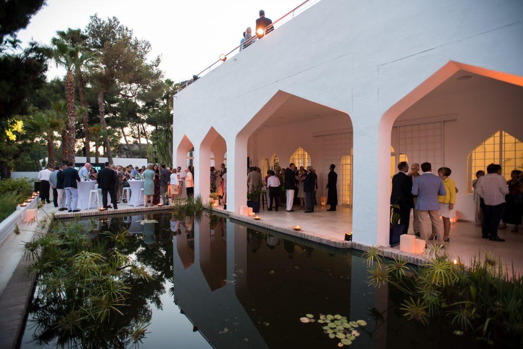 Inauguracion de Antares La Casa de la Inspiración en Buchinger Wilhelmi Marbella