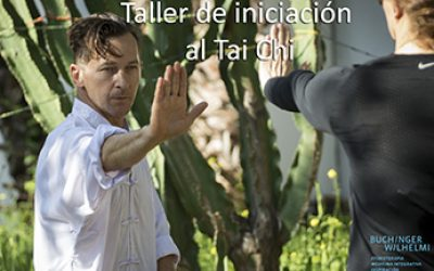 Taller iniciacion Tai Chi en Buchinger Wilhelmi Marbella