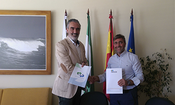 Acuerdo colaboración AEHCOS y CET