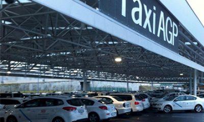 Huelga taxis Marbella