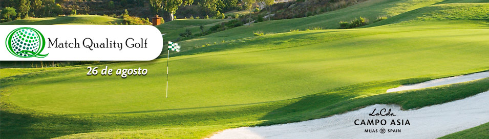 Torneo match-quality en La Cala Resort