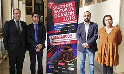 Salon Motor Ocasion Malaga 2018