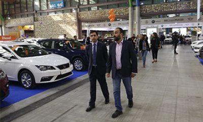Salon Motor Ocasion Malaga 2018 inaugurado