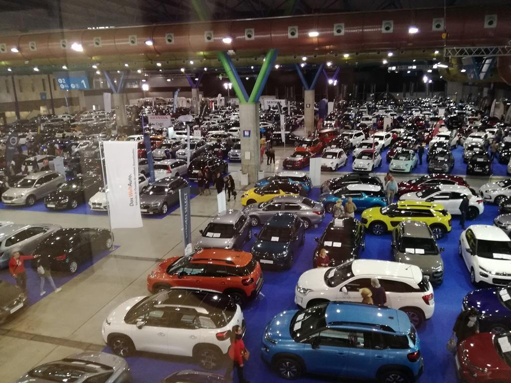 Salon Motor Ocasión Malaga 2018