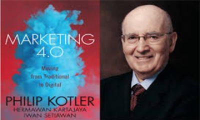 libro Marketing 4.0 de Philip Kotler