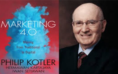 libro Marketing 4.0 de Philip Kotler