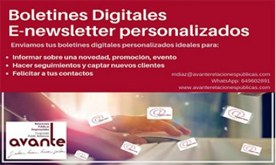 Newsletters boletines digitales para impulsar las ventas