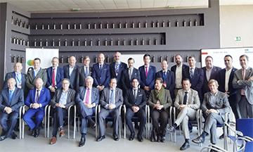 Junta Gobierno AEHCOS 2019