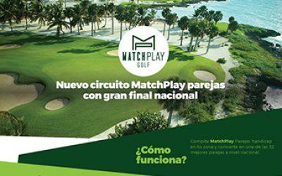 Circuito Nacional MatchPlay Parejas Golf
