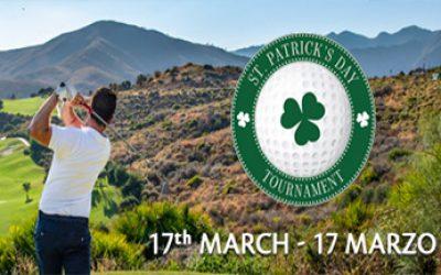 Torneo San Patricks day en La Cala Resort