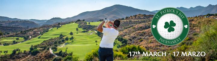 St Patricks Day Golf tournment in La Cala Resort