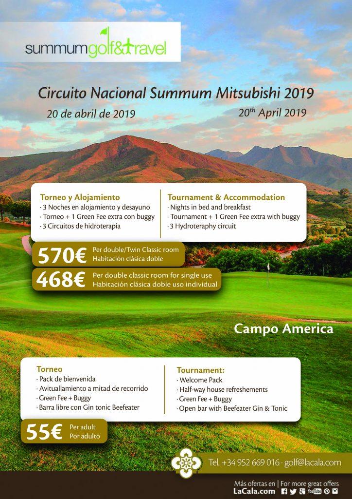 Circuito Summum Mitsubishi en La Cala Resort 2019