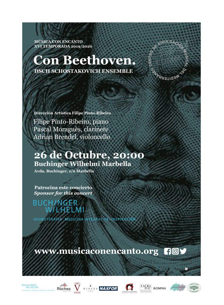 Concierto con Beethoven en Buchinger Wilhelmi Marbella