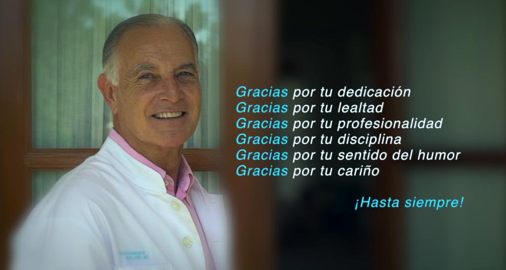 dr Jose Manuel Garcia Verdugo medico de Buchinger Wilhelmi Marbella